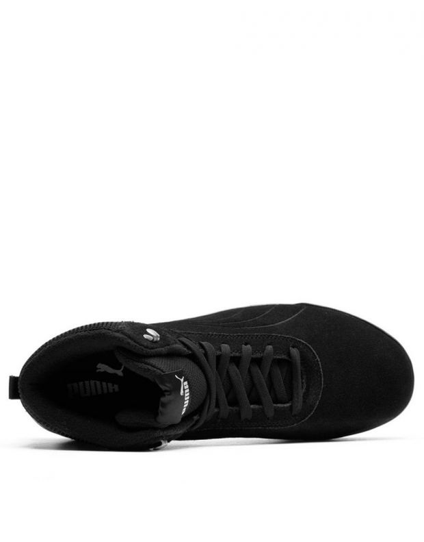 PUMA Desierto Sneaker All Black - 361220-02 - 3