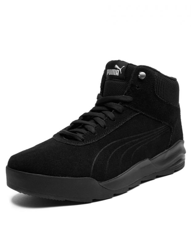 PUMA Desierto Sneaker All Black - 361220-02 - 4