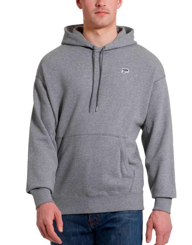 PUMA Downtown Hoody Grey - 578763-03 - 1