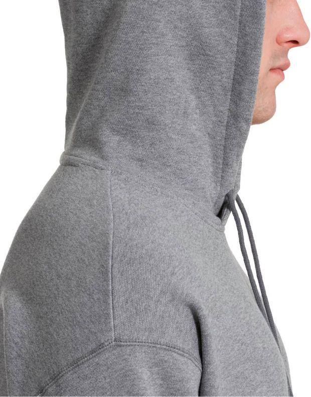 PUMA Downtown Hoody Grey - 578763-03 - 3