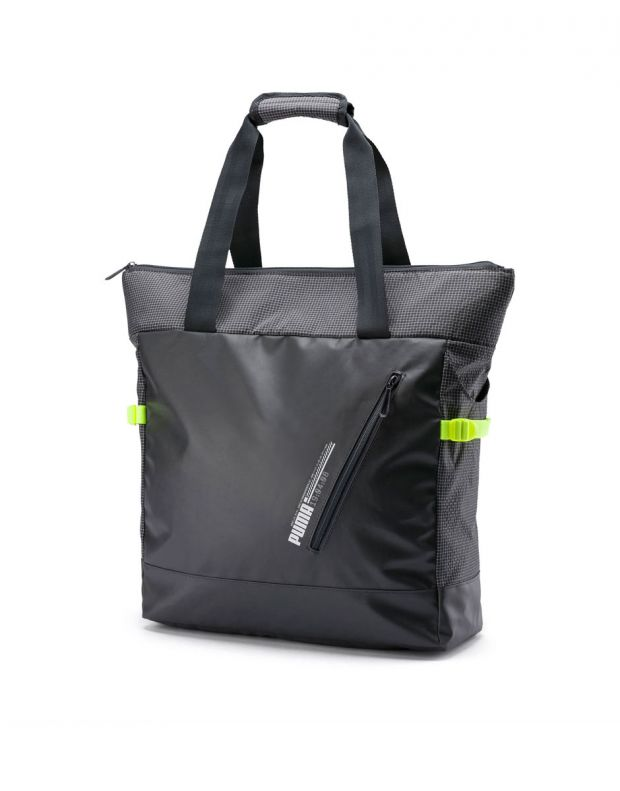 PUMA Energy Large Tote Bag Asphalt - 076065-04 - 1