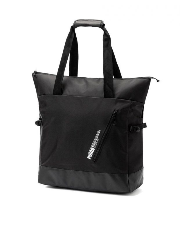 PUMA Energy Large Tote Black - 076065-01 - 1