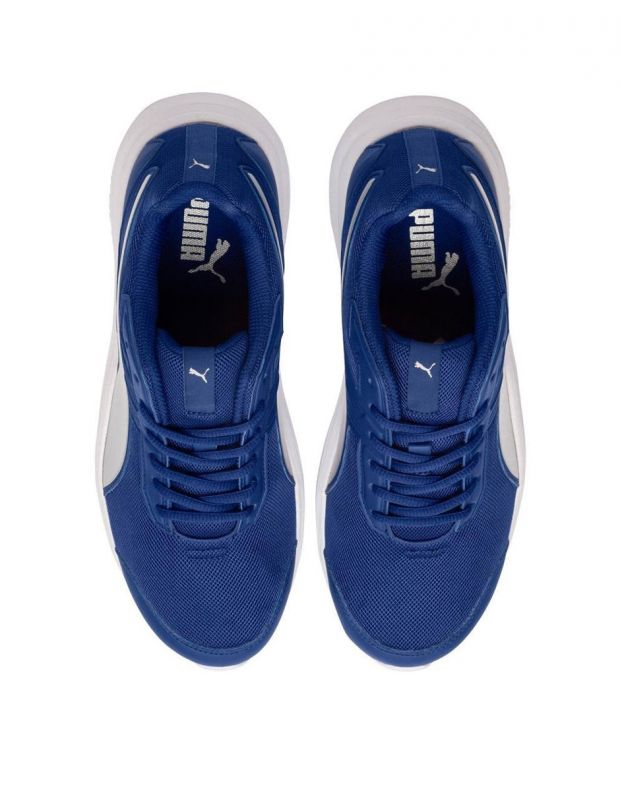 PUMA Escaper Mesh Sneakers Blue - 5