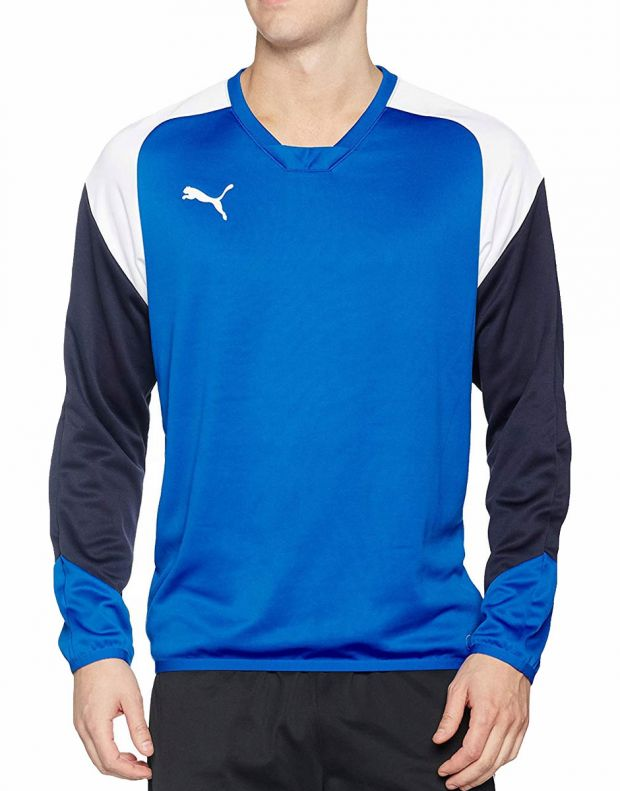 PUMA Esito 4 Training Sweat Blue - 655222-02 - 1