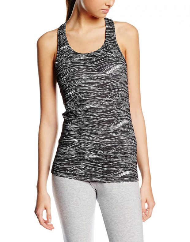 PUMA Essentials Graphic Vest Grey - 513959-01 - 1