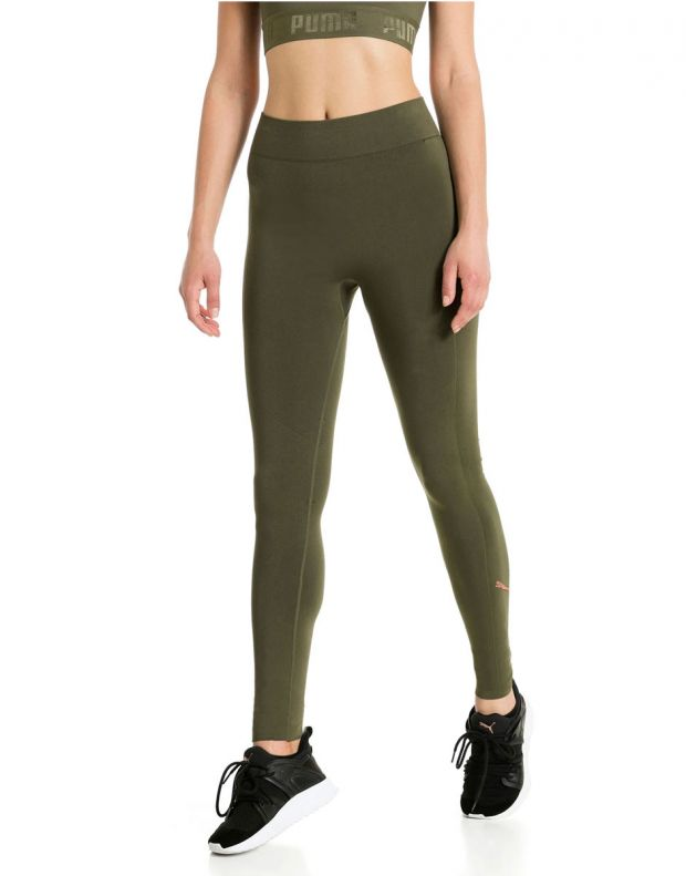 PUMA Evo Knit Legging Green - 592333-14 - 1