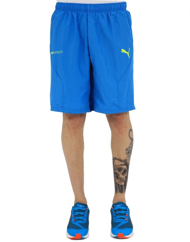PUMA Evospeed Woven Shorts Blue - 1