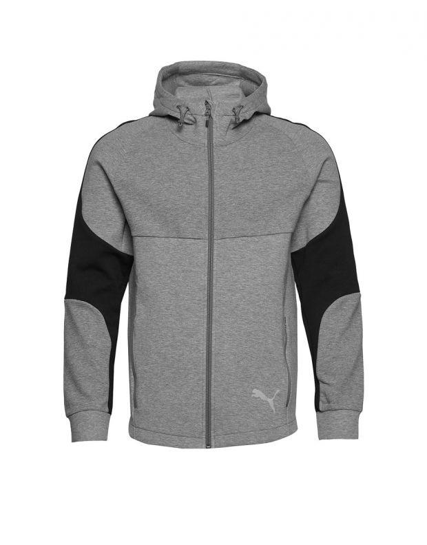 PUMA Evostripe Hoodie Grey - 580336-03 - 1