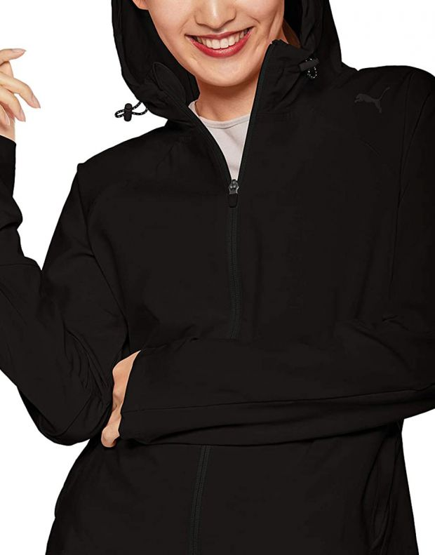 PUMA Evrostripe Move Woven Jacket Black - 844010-01 - 4