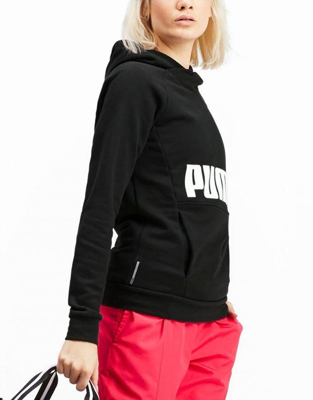 PUMA Fav Training Hoodie Black - 518859-04 - 3