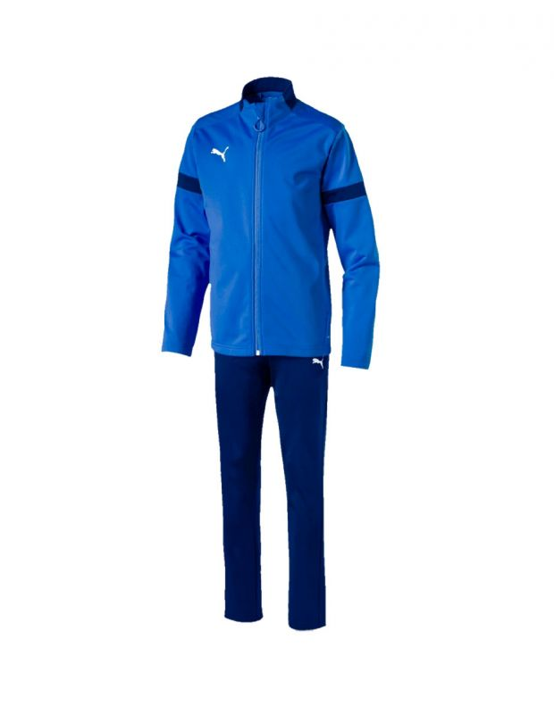 PUMA Football Play Tracksuit Blue - 656472-02 - 1