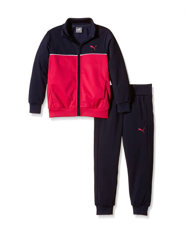 PUMA Fun Poly Suit Grey - 836651-06 - 1