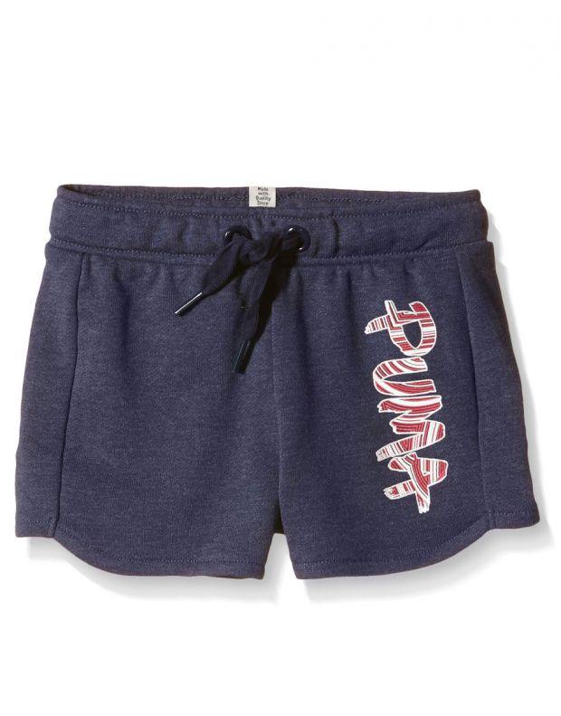 PUMA Fun Td Shorts D. Grey - 836609-06 - 1