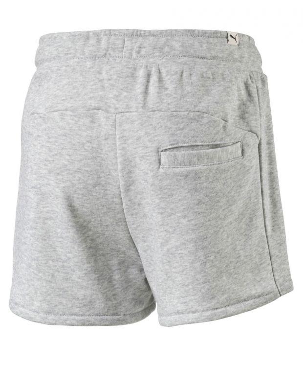 PUMA Fun Td Shorts L. Grey - 836609-04 - 2