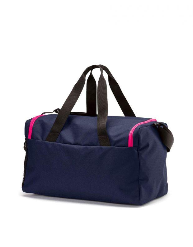 PUMA Fundamentals Sports Bag S Navy - 075094-04 - 2
