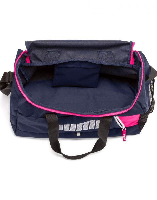 PUMA Fundamentals Sports Bag S Navy - 075094-04 - 3