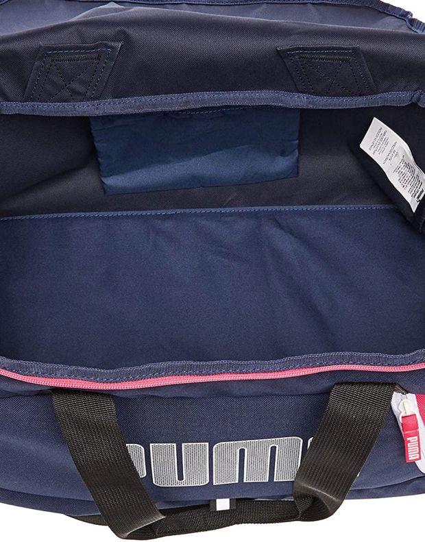 PUMA Fundamentals Sports Bag S Navy - 075094-04 - 4