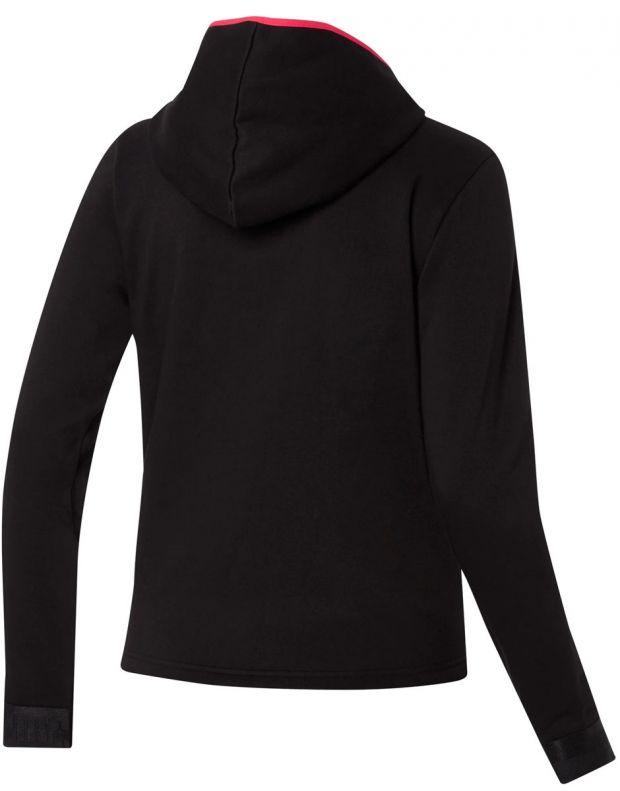PUMA Hooded Zip Jacket Black - 580590-01 - 2