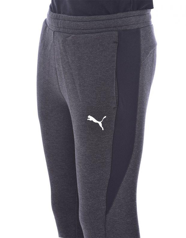 PUMA Kids Sweatpants Grey - 580732-04 - 3