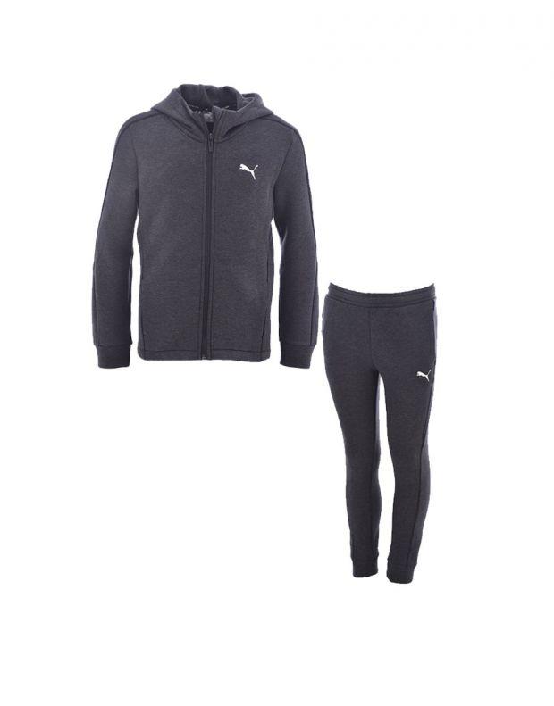 PUMA Kids Sweatpants Grey - 580732-04 - 5