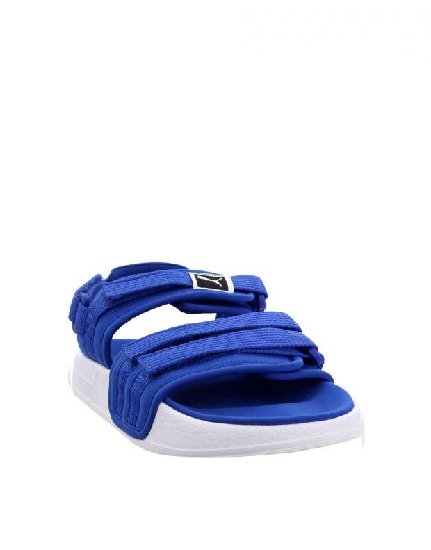 PUMA Leadcat Ylm 19 Sandals Blue - 369450-02 - 3