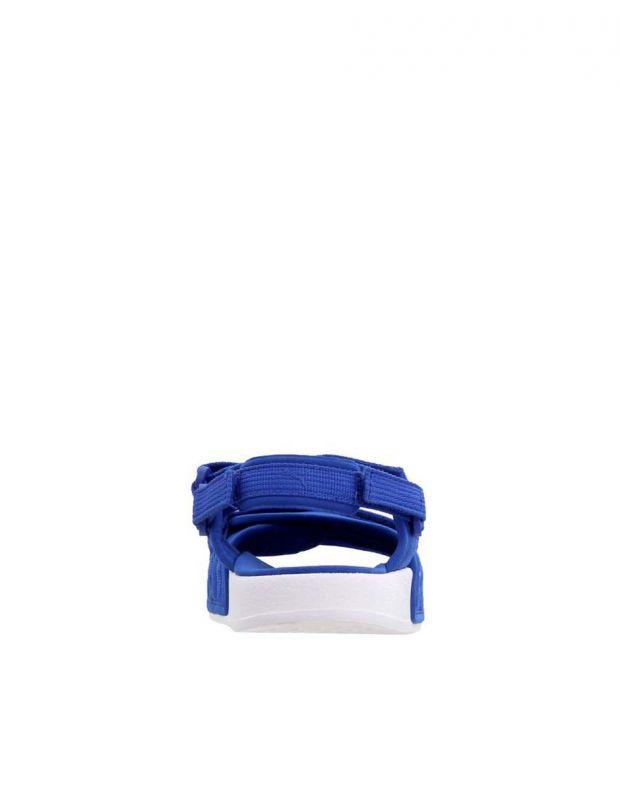 PUMA Leadcat Ylm 19 Sandals Blue - 369450-02 - 4