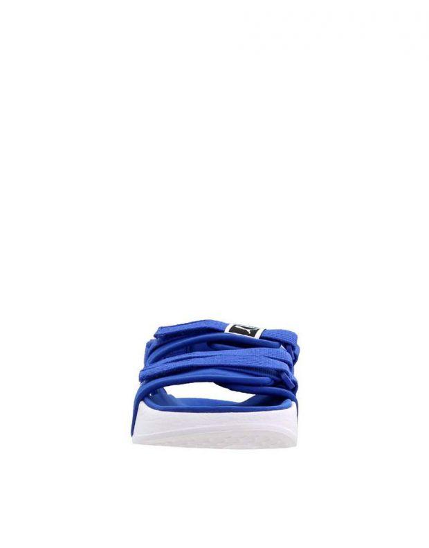 PUMA Leadcat Ylm 19 Sandals Blue - 369450-02 - 5