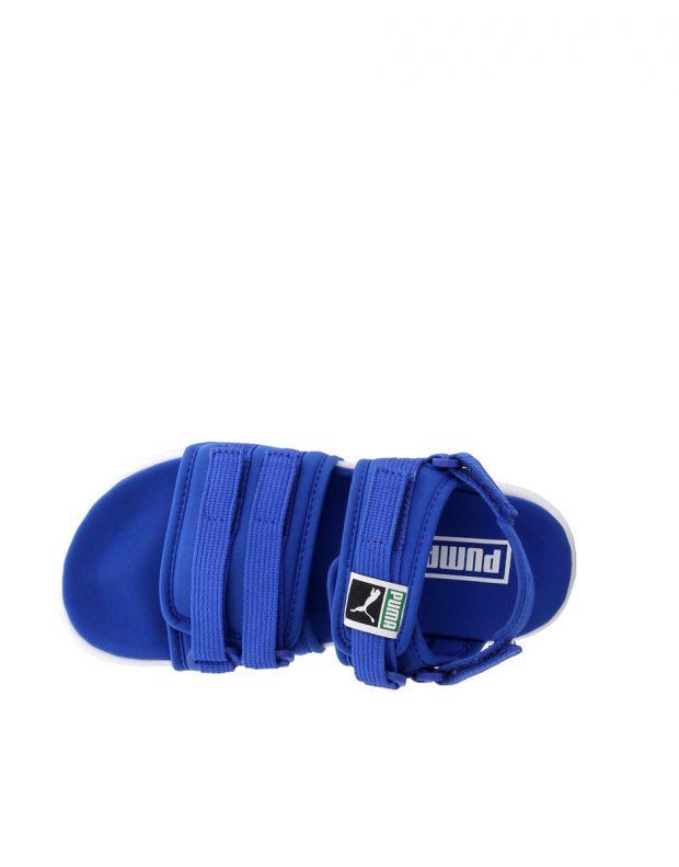 PUMA Leadcat Ylm 19 Sandals Blue - 369450-02 - 6