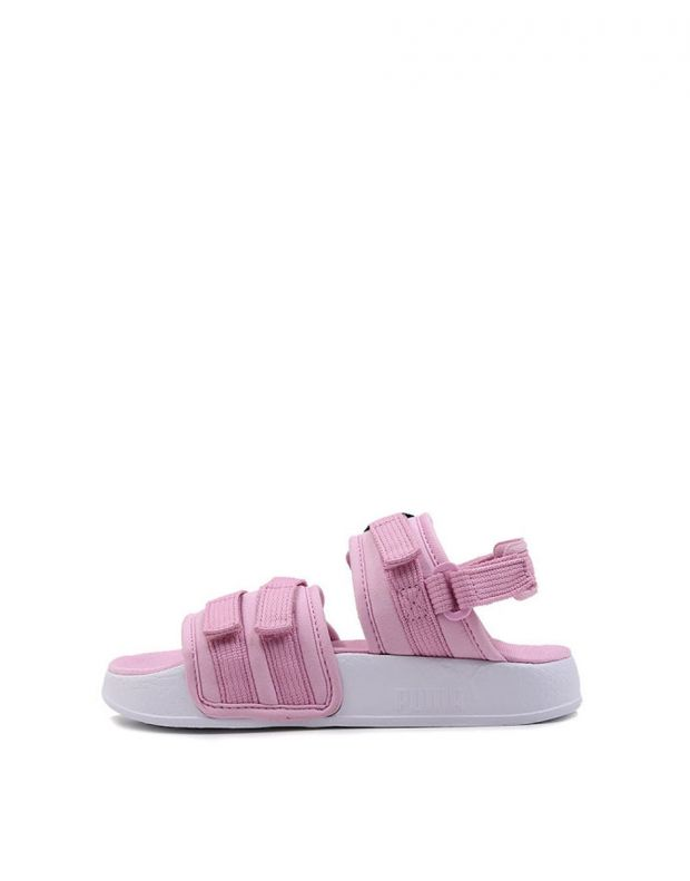 PUMA Leadcat Ylm 19 Sandals Pink - 369450-03 - 1