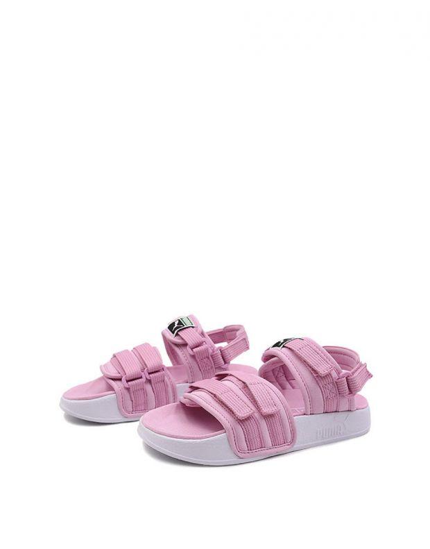 PUMA Leadcat Ylm 19 Sandals Pink - 369450-03 - 3