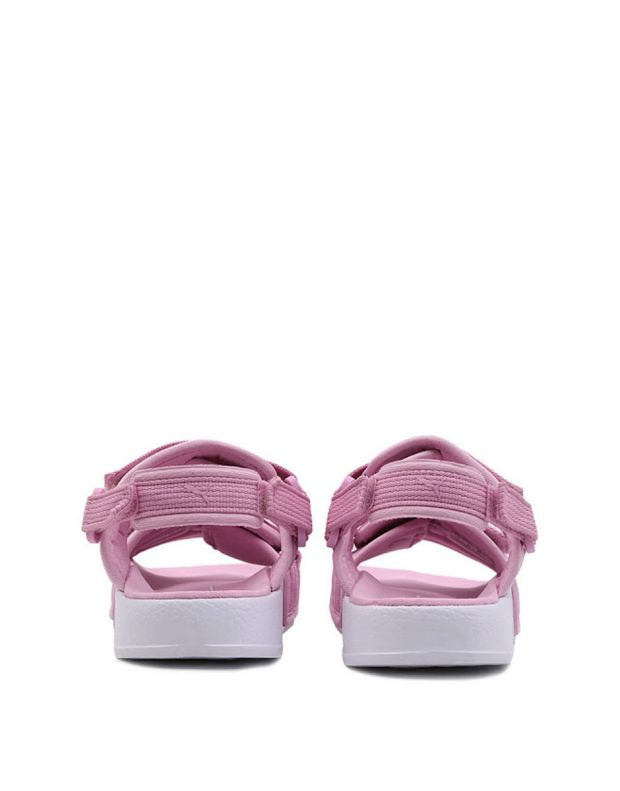 PUMA Leadcat Ylm 19 Sandals Pink - 369450-03 - 4