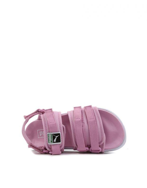 PUMA Leadcat Ylm 19 Sandals Pink - 369450-03 - 5