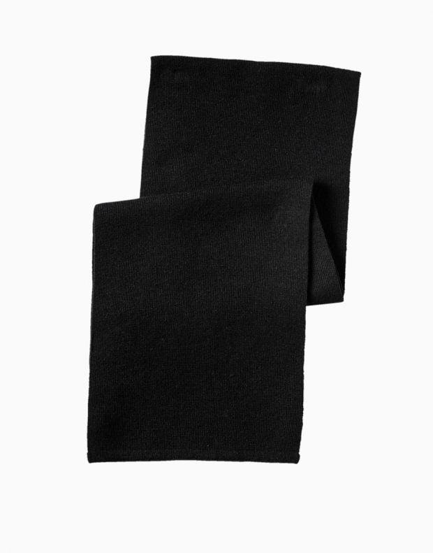 PUMA Long Knit Scarf Black - 053256-04 - 2