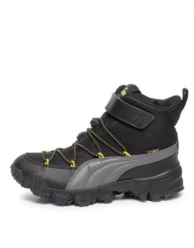 PUMA Maka Puretex V Jr Boots Black - 192911-02 - 1
