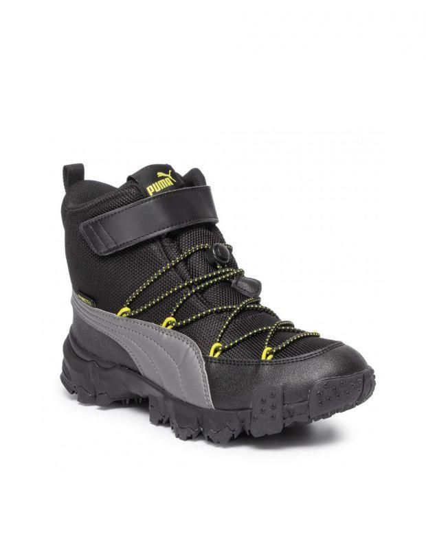 PUMA Maka Puretex V Jr Boots Black - 192911-02 - 3