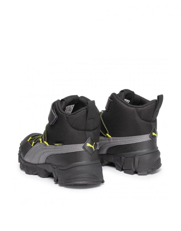 PUMA Maka Puretex V Jr Boots Black - 192911-02 - 4
