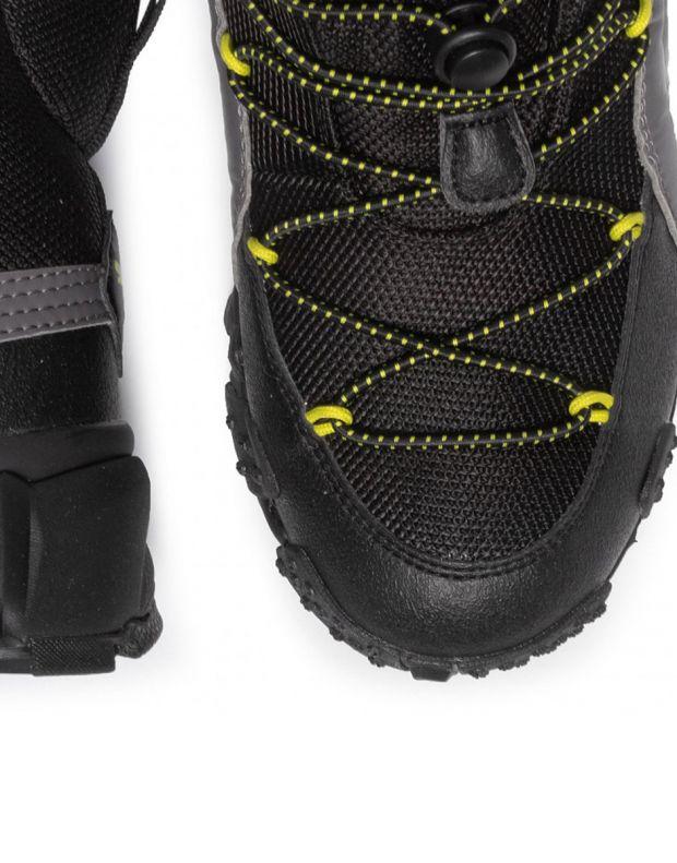PUMA Maka Puretex V Jr Boots Black - 192911-02 - 6