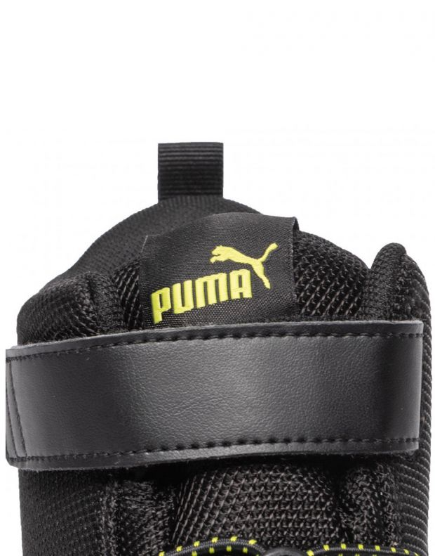 PUMA Maka Puretex V Jr Boots Black - 192911-02 - 7