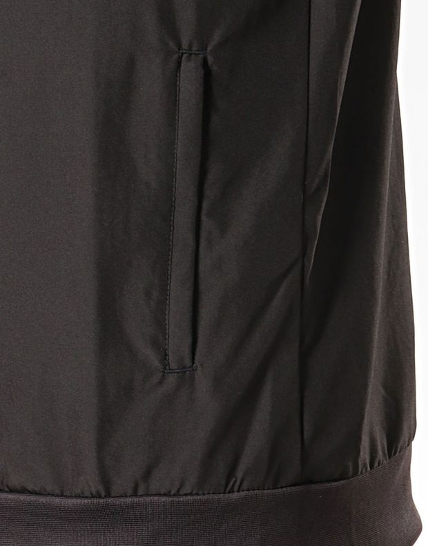 PUMA Mercedes AMG Petronas Jacket Black - 596487-01 - 3
