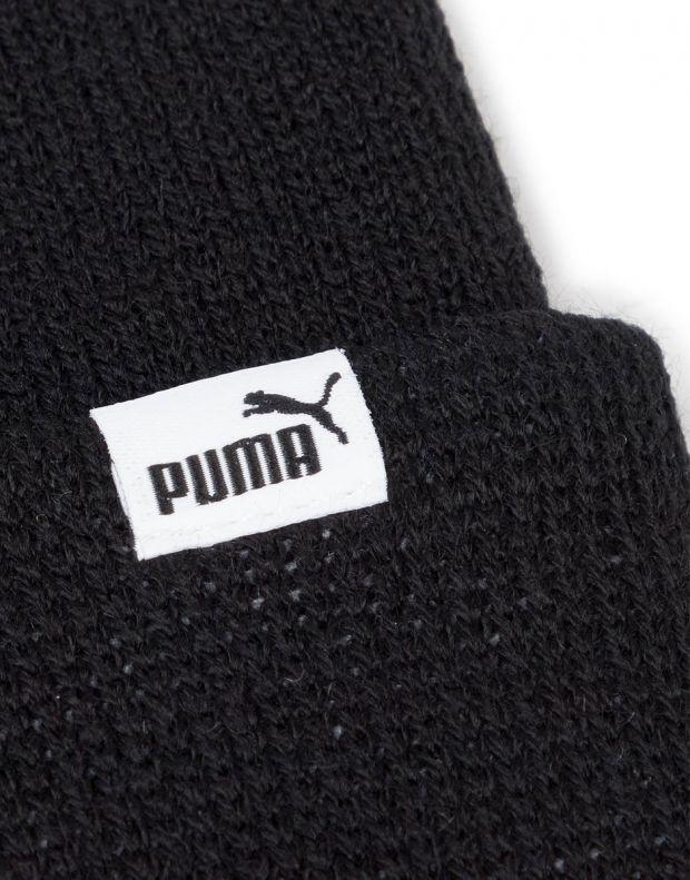 PUMA Mid Fit Beanie Black - 021708-01 - 3