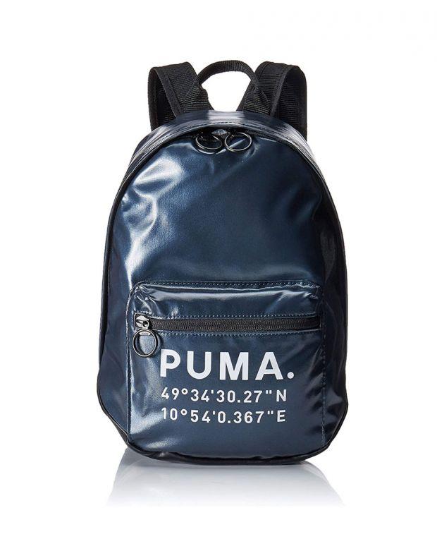 PUMA Mini Prime Time Backpack Navy - 076595-01 - 1