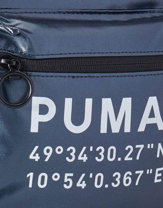 PUMA Mini Prime Time Backpack Navy - 076595-01 - 4