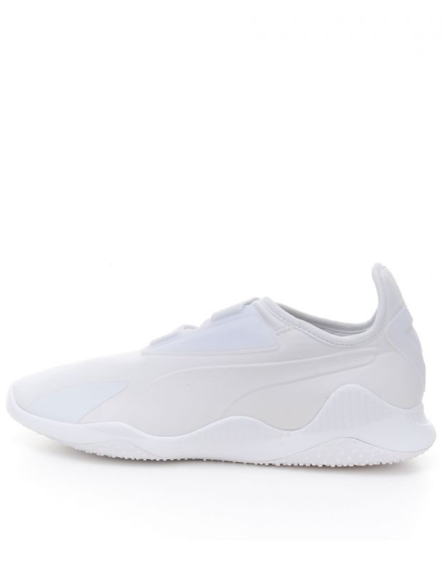 PUMA Mostro White Strap Up Slip On - 1