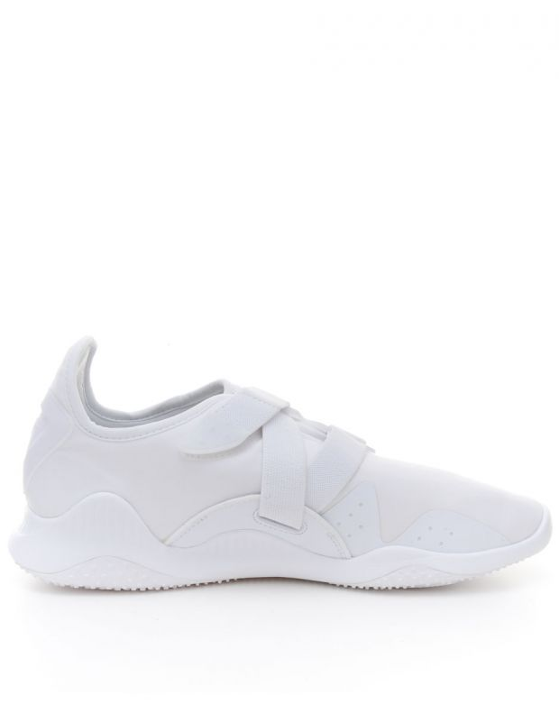PUMA Mostro White Strap Up Slip On - 2