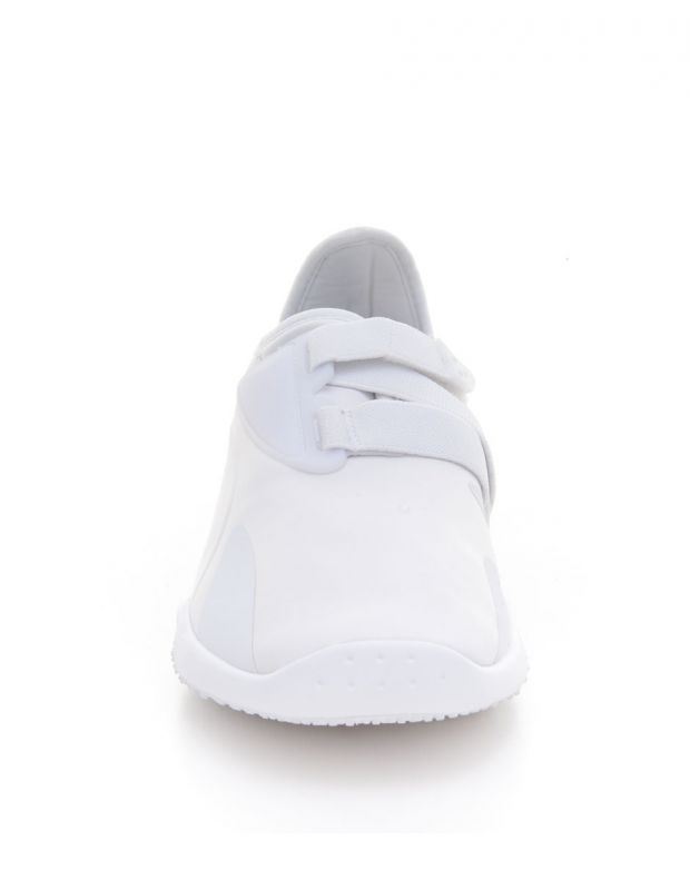 PUMA Mostro White Strap Up Slip On - 3