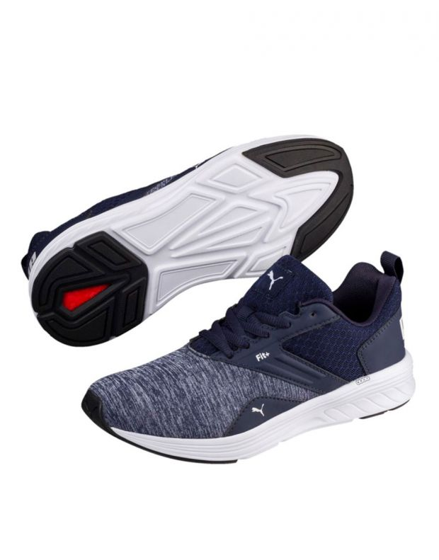 PUMA Nrgy Comet Sneakers Navy - 190675-05 - 3