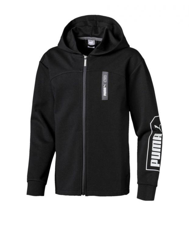 PUMA Nu-Tility Hooded Jacket Black - 580448-01 - 1