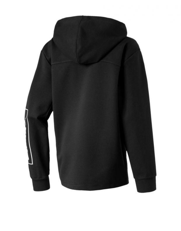 PUMA Nu-Tility Hooded Jacket Black - 580448-01 - 2