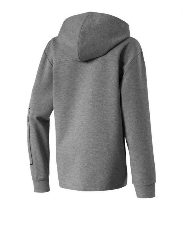 PUMA Nu-Tility Hooded Jacket Grey - 580448-03 - 2