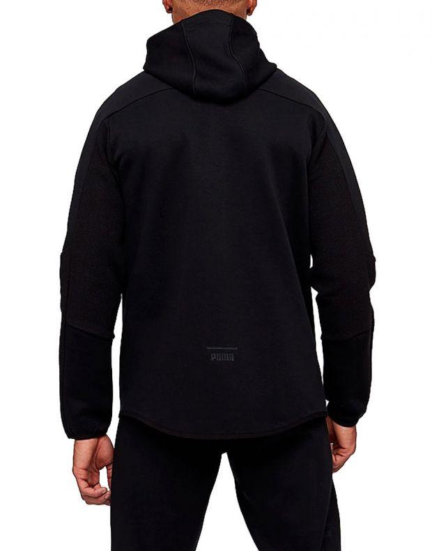 PUMA Pace Full Zip Fleece Hoodie Black - 2